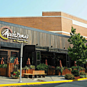 Moctezuma's Seattle retractable patio structure open all year round