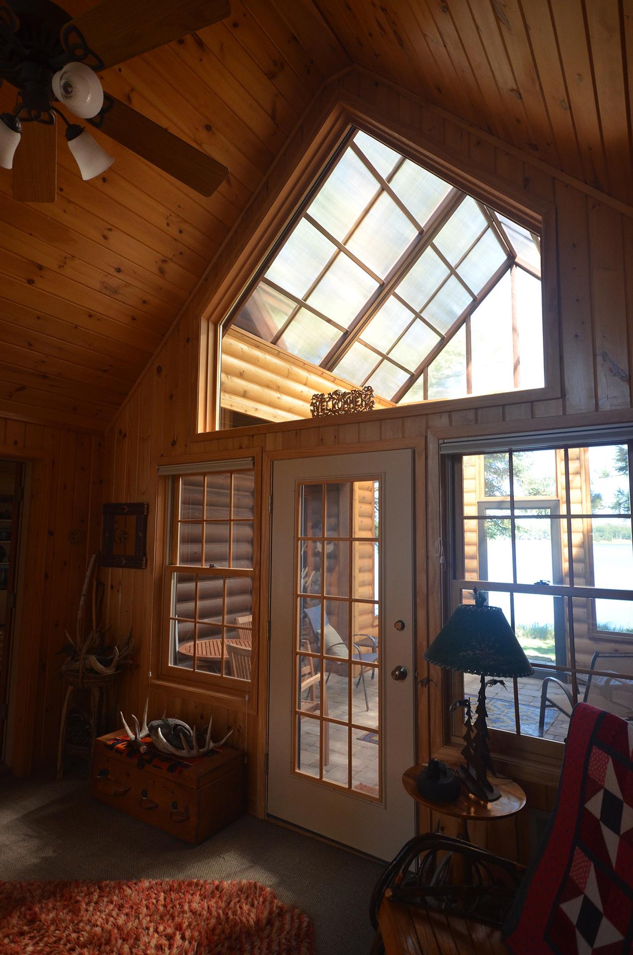 Skylight in residence