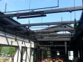 Rooftop patio cover